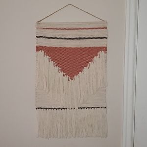 Wool/Cotton Wall Hanging